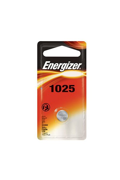 Energizer 1x CR1025 Coin cell (30 mAh)