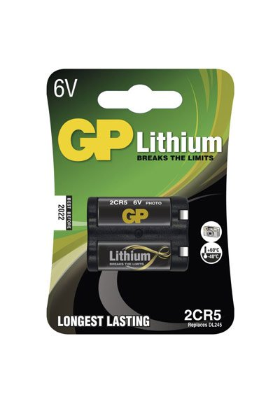 GP 2CR5 battery