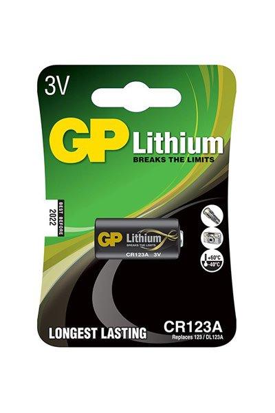 GP CR123A batería (1300 mAh)