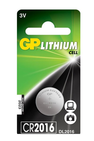 GP CR2016 battery