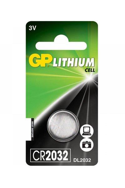 GP 1x CR2032 Knopfzelle (210 mAh)