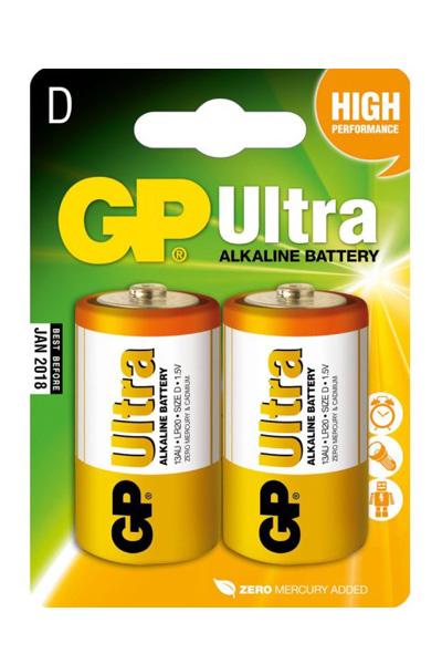 GP 2x d battery
