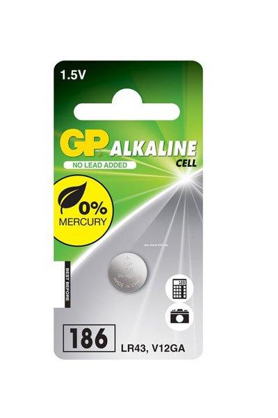 GP LR43 batteri