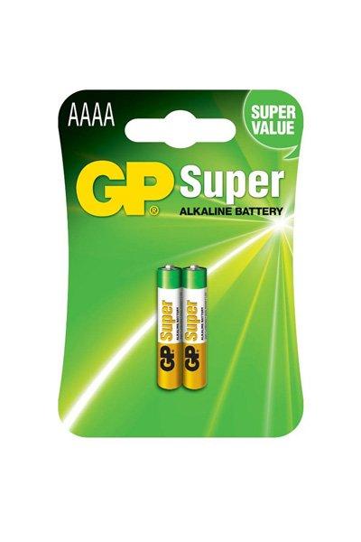 GP 2x AAAA Batterie