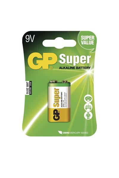 GP 9V block battery