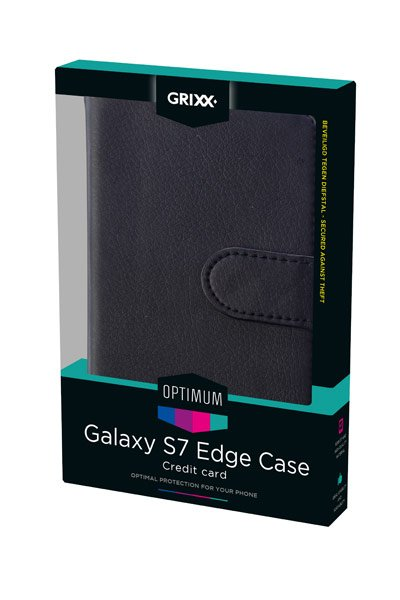 Samsung Galaxy S7 Edge Card Typecase