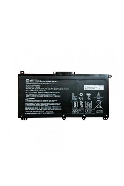 HP 3600 mAh (Black, Original)
