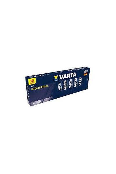 Varta 10x AA Batterie