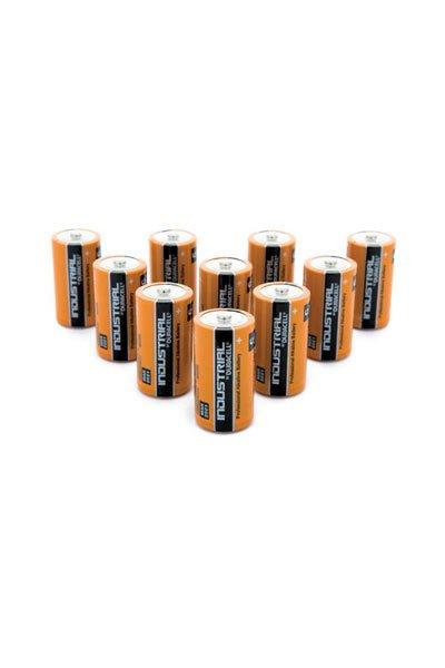 Duracell 10 x C batteria (7700 mAh)