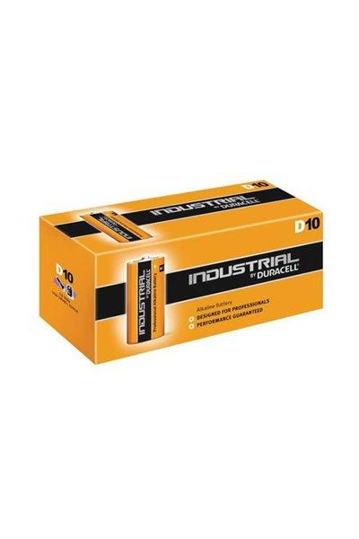 Duracell Plus Alkaline 10x D battery