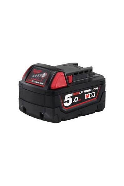 Milwaukee 5000 mAh (Negru, Original)