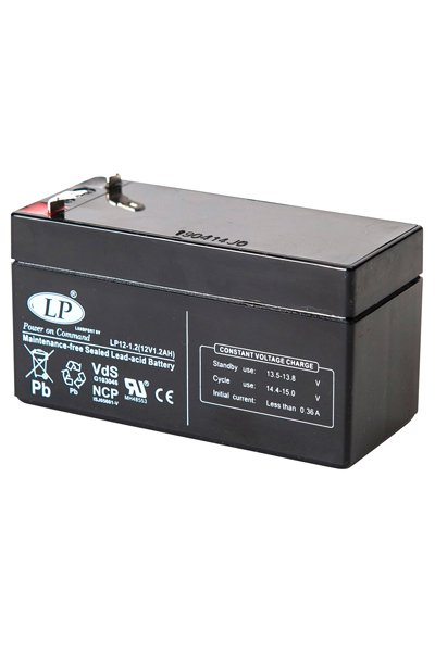 Landport BO-NSA-LP12-1.2-T1 batteria (1200 mAh, Originale)