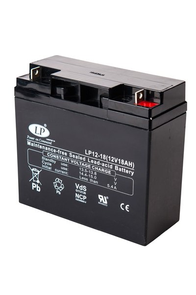 Landport BO-NSA-LP12-18-T3 batterie (18000 mAh, Original)