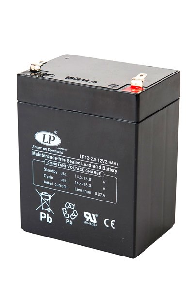 Landport BO-NSA-LP12-2.9-T1 batterie (2900 mAh, Original)