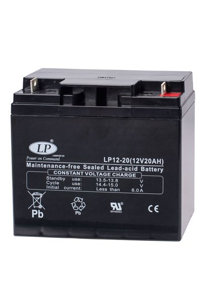 Landport BO-NSA-LP12-20-T3 batterie (20000 mAh, Original)