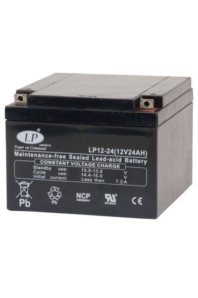 Landport BO-NSA-LP12-24-T3 batteria (24000 mAh, Originale)