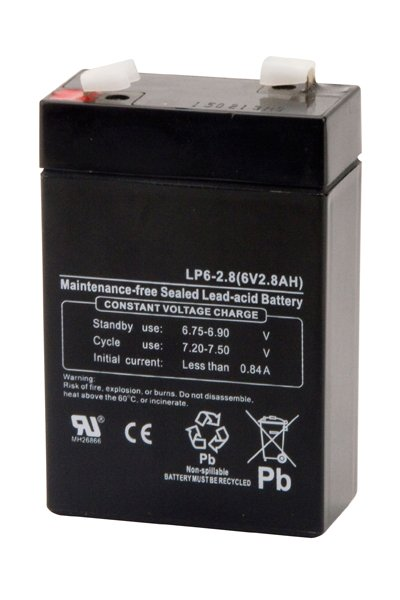 Landport BO-NSA-LP6-2.8-T1 batteri (2800 mAh, Original)