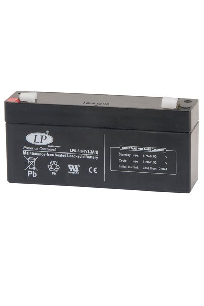 Landport BO-NSA-LP6-3.2-T1 batteria (3200 mAh, Originale)