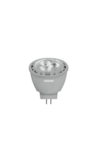 Osram Lámparas LED 3,1W (20W) (Punto, Regulable)