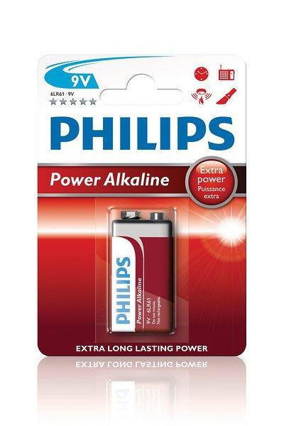 Philips 9V block battery