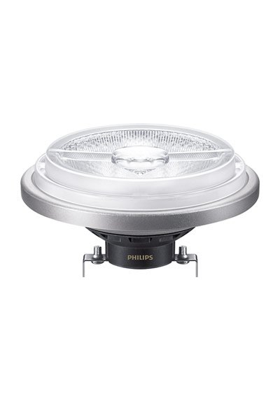 Philips G53 LED lamp 15W (75W) (Spot, Dimbaar)