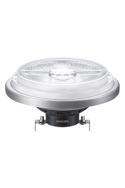 Philips G53 LED lamp 20W (100W) (Spot, Dimbaar)