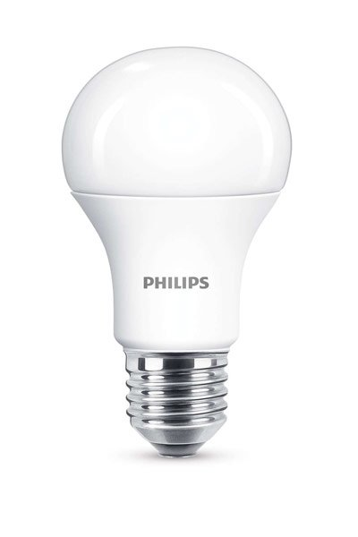 Philips E27 LED Lamp 11W (75W) (Pear, Frosted)
