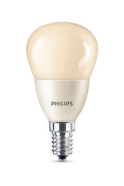 Philips Becuri LED E14 4W (15W) (Lustră, Mat, Reglabil)