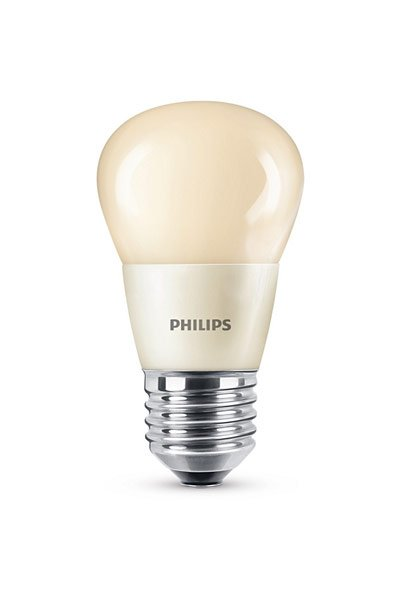 Philips E27 LED Lamp 4W (15W) (Lustre, Frosted, Dimmable)