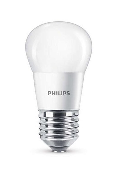 Philips E27 LED Lamp 4W (25W) (Lustre, Frosted)