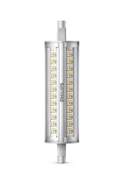 Philips LED lampen 6,5W (60W) (Röhre, Klar)