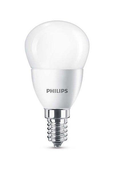Philips E14 Lâmpadas LED 3,5W (25W) (Bulbo, Fosco)