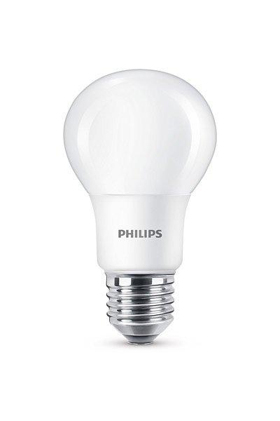 Philips E27 Светодиодные лампы 6W (40W) (Груша, Матовый, Регулировка яркости)
