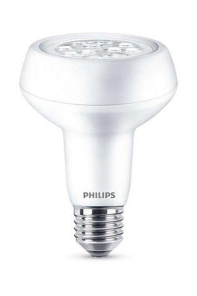 Philips E27 LED lampen 7W (100W) (Reflektor)