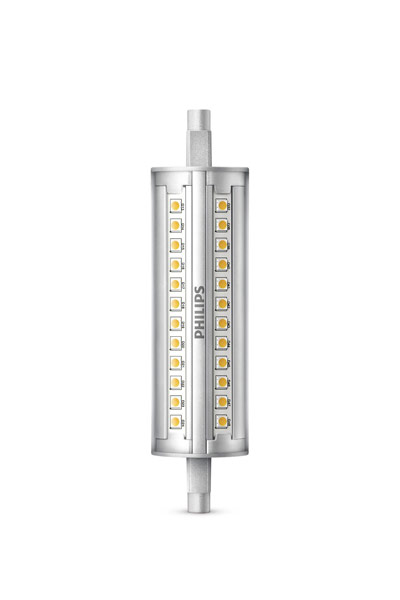Philips R7s Λάμπες LED 14W (100W) (Σωλήνας, Ρυθμιζόμενου Φωτός)