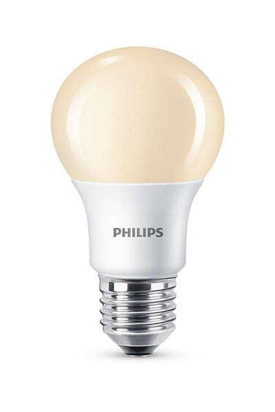 Philips E27 LED pærer 6W (25W) (Pære, Frost)
