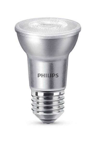 Philips E27 LED Lamp 6W (50W) (Spot, Dimmable)