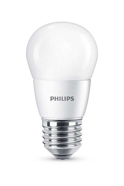 Philips E27 LED Lamp 7W (60W) (Lustre, Frosted)