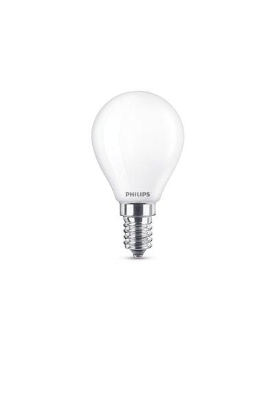 Philips E14 Lâmpadas LED 2,2W (25W) (Bulbo, Fosco)