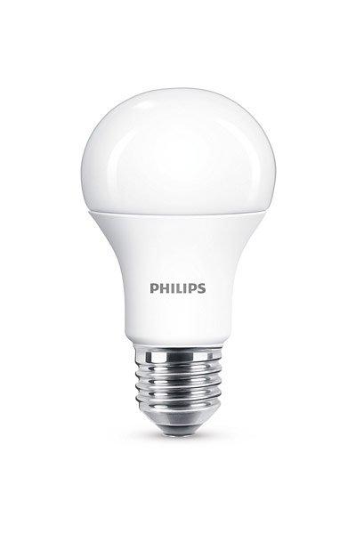 Philips E27 LED Lámpák 11W (75W) (Körte, Matt, Szabályozható)