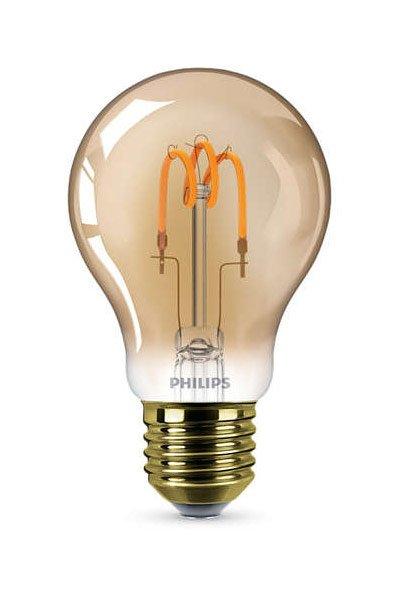 Philips Filament E27 LED Lamp 2,3W (14W) (Pear, Clear)