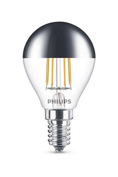 Philips Filament E14 Lâmpadas LED 4W (35W) (Bulbo, Transparente)