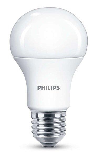 Philips E27 LED Lámpák 13,5W (100W) (Csillár, Matt, Szabályozható)