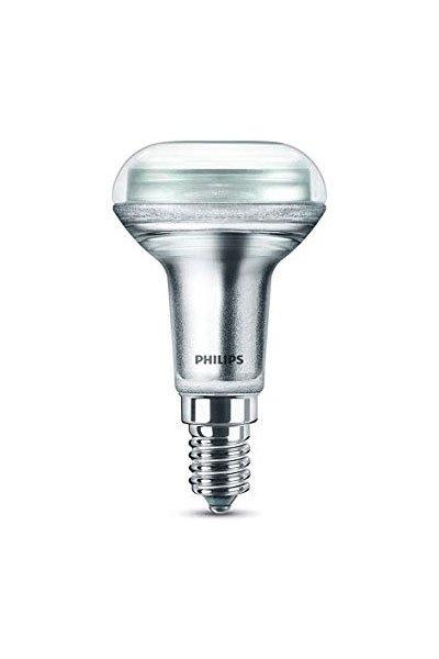 Philips E14 LED lamp 2,8W (40W) (Reflector, Helder)