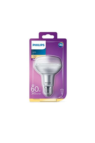 Philips E27 LED lampen 4W (60W) (Reflektor)