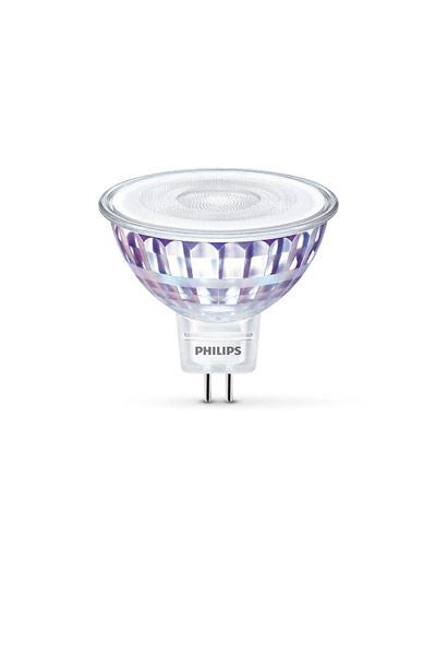 Philips Becuri LED GU5.3 7W (50W) (Punctiform, Reglabil)