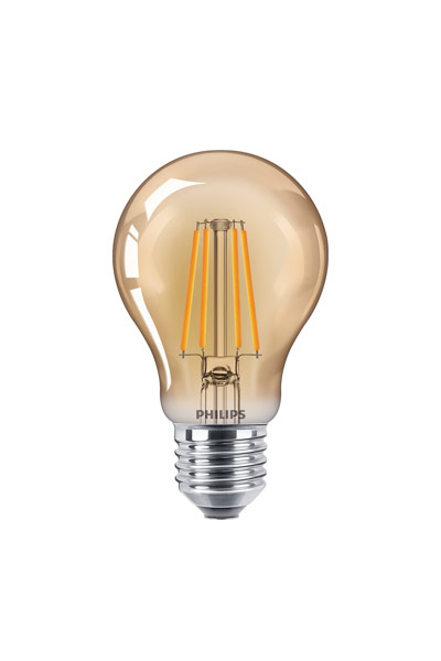 Philips E27 LED Lamp 4W (35W) (Pear, Clear)