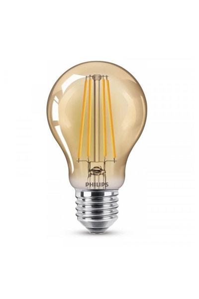 Philips E27 LED Lamp 5,5W (48W) (Pear, Clear)