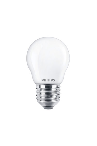 Philips E27 LED Lamp 6,5W (60W) (Lustre, Frosted)