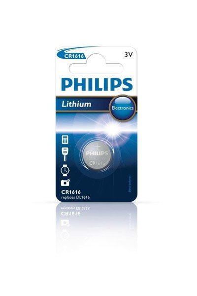 Philips BO-PH-CR1616-1 Batterie (, Original)